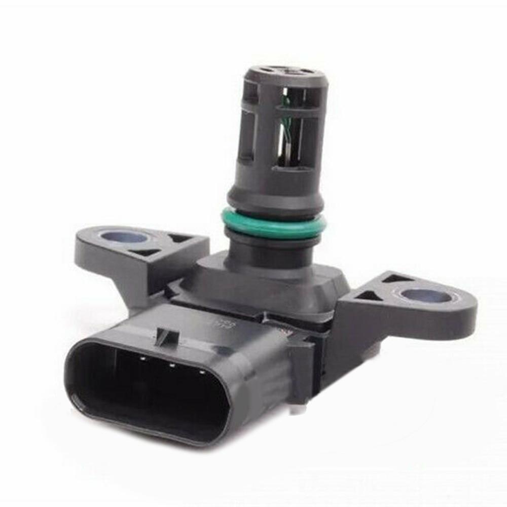 Car Bar Tmap Pressure Sensor For BMW 3.5 135I & 335I N20 N54 13627843531 Brand New And High Quality Pressure Sensor