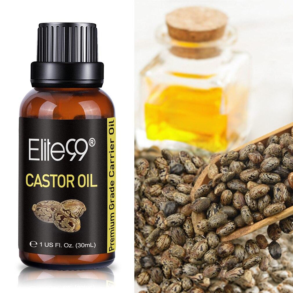 Эфирное масло для волос Elite99, натуральное органическое масло для роста бровей, быстрого роста и увлажнения кожи