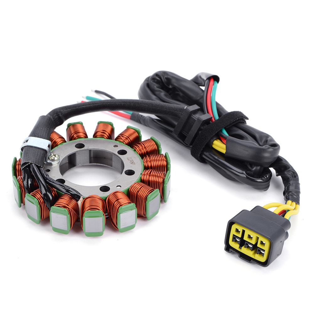 Motorcycle Coil Ignition Stator Magneto For <font><b>Kawasaki</b></font> <font><b>VN900</b></font> <font><b>Vulcan</b></font> 900 VN 900 Classic LT/Custom 2006-2017 image