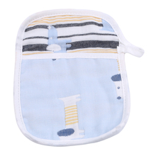 Bath-Towel Shower-Brush Baby-Care Soft Cotton Modeling-Rubbing-Towel Double-Sided