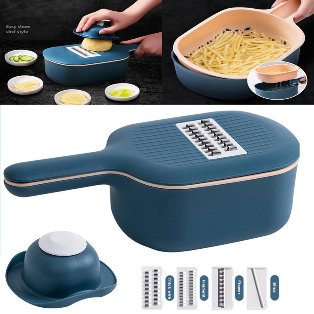 Vegetable Cutter Kitchen Accessories  Fruit  Potato Peeler Carrot Cheese Grater Vegetable Slicer  Kitchen Accessories