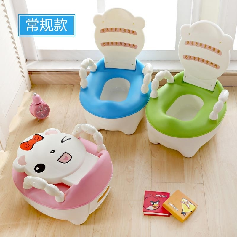 Large Size Boy Pedestal Pan Children Potty Baby Toilet GIRL'S 0-1 Infant 2-3-4-5-6-Year-Old Chamber Pot