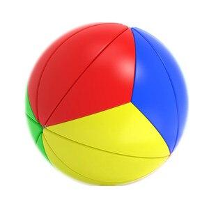 YJ Yeet шариковый Куб 3D магический куб скоростная обучающая развивающая игрушка для детей антистрессовая круглая форма Neo cubo magico