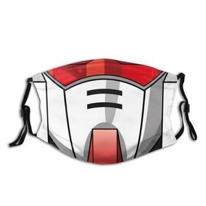 Gundam Rx - 78 Diy взрослые дети маска для лица Аниме Манга Rx78 робот меха маска для лица шлем красный белый