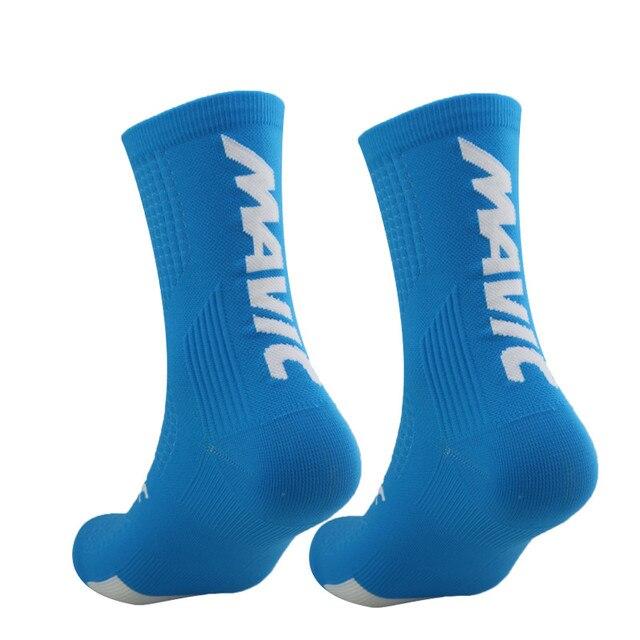 2020 masculino feminino esporte ciclismo equitação meias colorido coolmax basquete escalada acampamento correndo meias 4