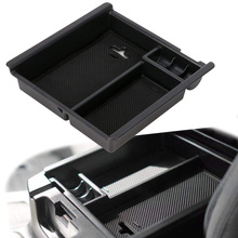Car Styling Armrest Center Storage Box Container Glove Organizer Case for Infiniti Q50 Q50L