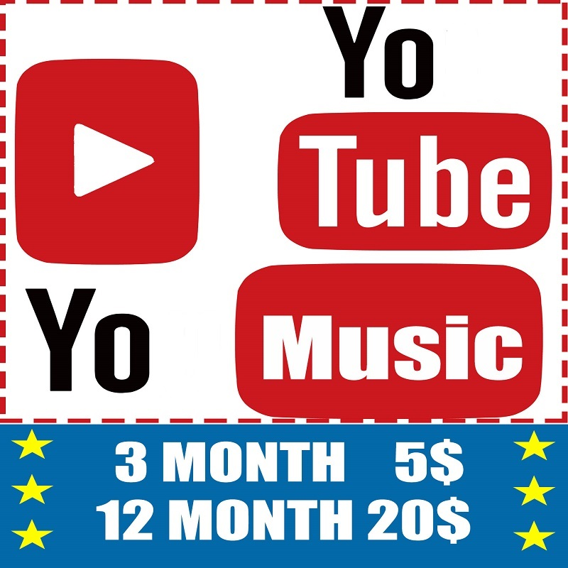 Youtubs Premium Renewal time and Music Works on Android IOS Tablet PC Iphone