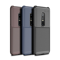 style protective For Vivo V17 Pro Case Business Style Silicon Rubber Shell TPU Back Phone Cover For Vivo V17 Pro Protective Case For Vivo V17 Pro (1)
