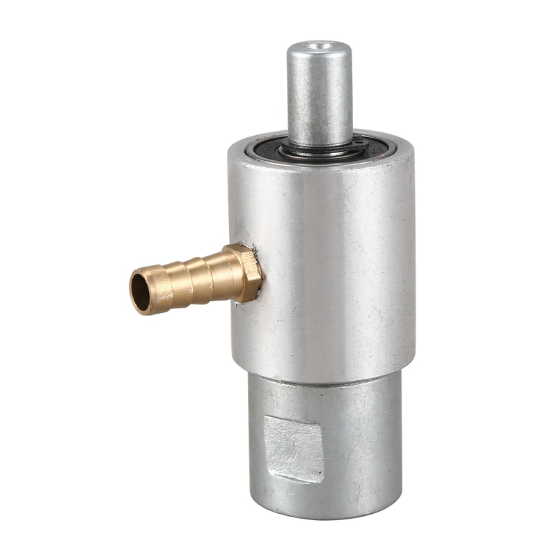 Glass Drilling Machine Table Drilling Water Rotary Joint Water Injection Taper Shank Glass Drill Bit