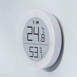 Image 5 - Youpin Cleargrass Digitale Bluetooth Thermometer En Hygrometer Elektronische Inkt Scherm 30 Dagen Data Door Voor Mi Thuis App