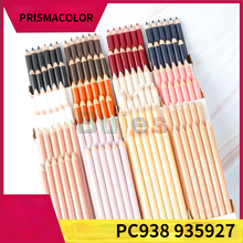 Prismacolor profissional oleosa lápis de cor 12 pçs lapis esboço colorido lápis arte desenho suprimentos pc938/935