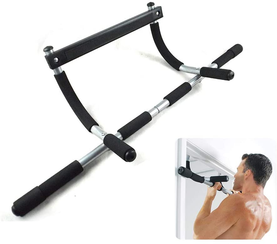 US $34.99 50% OFF Indoor Pull Up Bar Horizontal Bar Exercise Equipment for Home Fitness Pullup Gymnastics Bars Door Horizontal Home Gym Equipment Horizontal Bars     - AliExpress
