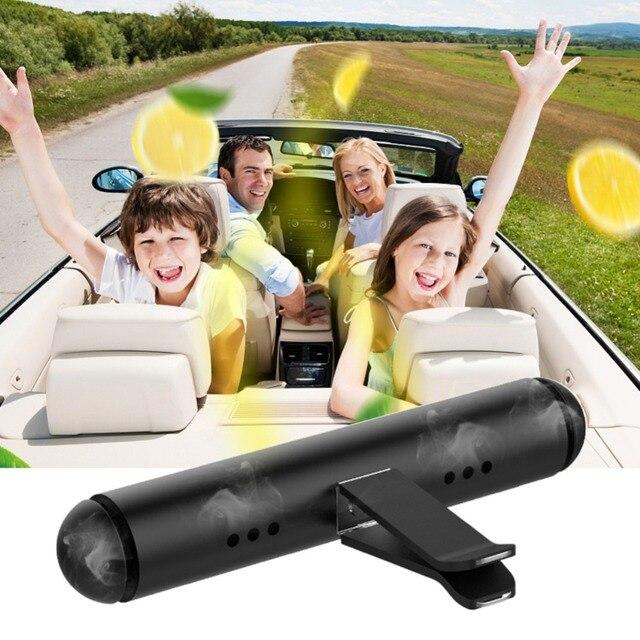 Auto Bevanda Rinfrescante di Aria in Auto Auto Profumo Solido Aria Condizionata Presa di Clip Interni Auto Vent Diffusore Daria Accessori Auto