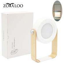 Portable Lantern Lamp Foldable Touch Dimmable Reading LED Night Light USB Rechargeable for Children Kids Gift Bedside Bedroom cheap zoyaloo CN(Origin) Ni-CD LED Bulbs Portable Lanterns Rechargeable Battery Wedge lighting