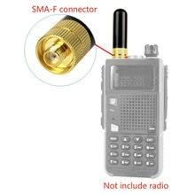 Rt 805s uhf + vhf sma f Женская двухдиапазонная антенна для