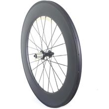 Road Bike Carbon Wheels Clincher 38mm 50mm 60mm 80mm 90mm Only Rear Wheels Rims Brake