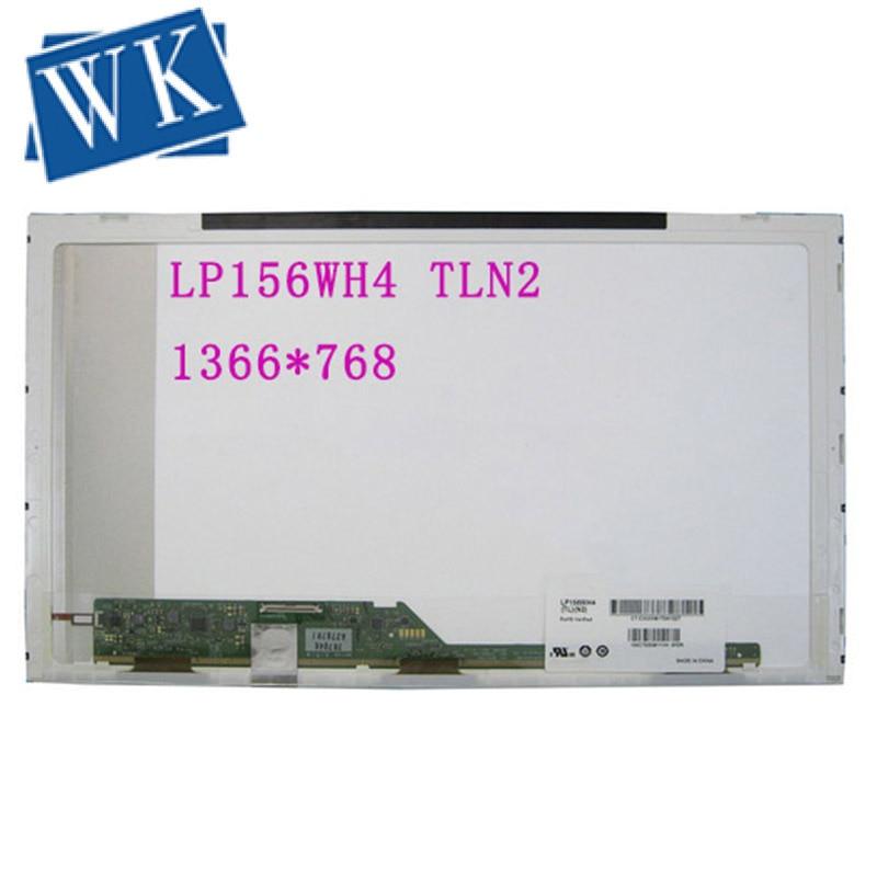 LP156WH4 TLN2 Laptop Screen LP156WH4 TLN2 (TL)(N2) 15.6 HD 1366X768  Replacement For Lg Display