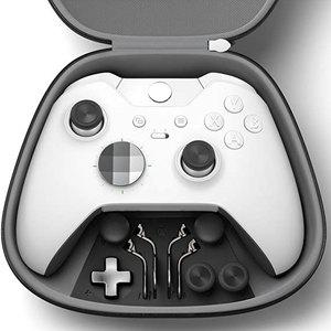 Image 4 - Запасные части для XBOX ONE Elite Gamepad, Корпус Корпуса, передняя крышка, чехол LB RB, бампер, ручки, триггер RT/LT