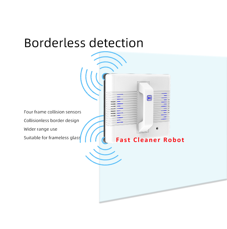 App Control Robot Window Cleaner and High-Altitude Window Cleaning Robot with Path Planning 19