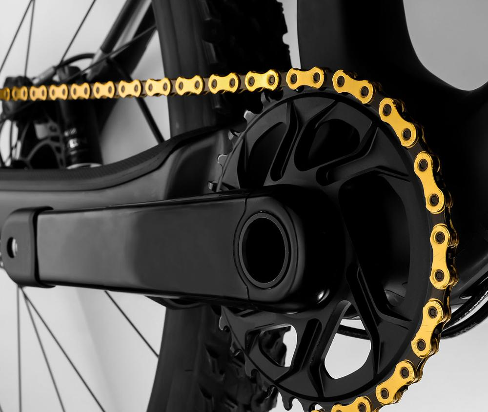 KMC Cycle 9/10/11/12 Speed Chain X-EL X-SL Series W/ Original MissingLinks Double X Bridge Top Performance Light Weight