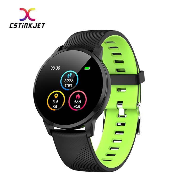 CSTINKJET Y16 Smart Watch Men Women Heart Rate Blood Pressure Oxygen Monitor Fitness Tracker Smartwatch Clock Sport Watch