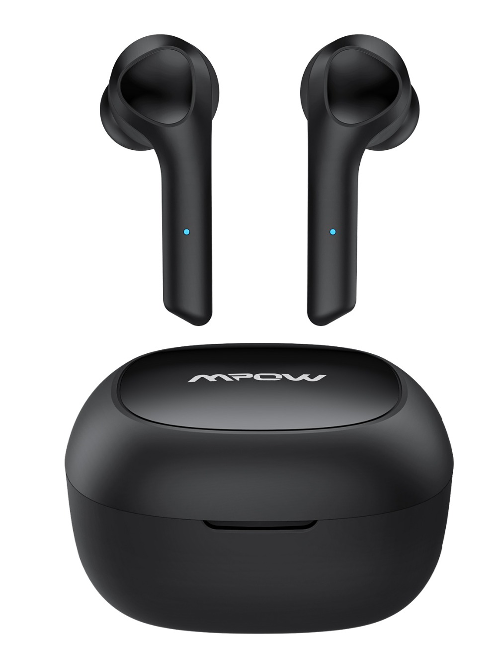 Original Mpow MS1 Wireless TWS Earphones Bluetooth Earbuds Touch Control with Charging Case 25Hrs Playtime Earphopne with Mic (7)