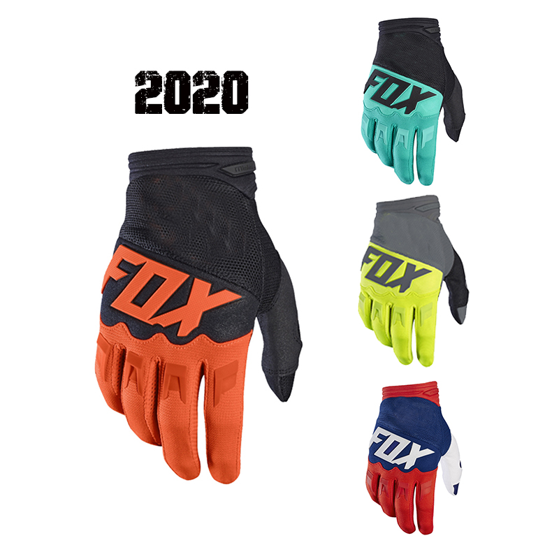 Top brand Cycling Gloves BMX MTB ATV Off Road Racing Outdoor Sports MX Motorcycle Motorbike Riding Bike Glove Full Finger Gloves