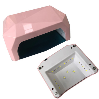 36W UV Led Nail Lamp Automatic Sensor 16 Lights No Spiral Light UV LED Dryer All Gel Polish Machine Nail Art Tools 4