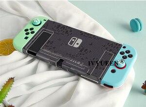 Image 3 - IVYUEEN per Nintendo Switch NS Console animali incrocio custodia rigida protettiva Shell per NintendoSwitch JoyCon Joy Con Cover posteriore