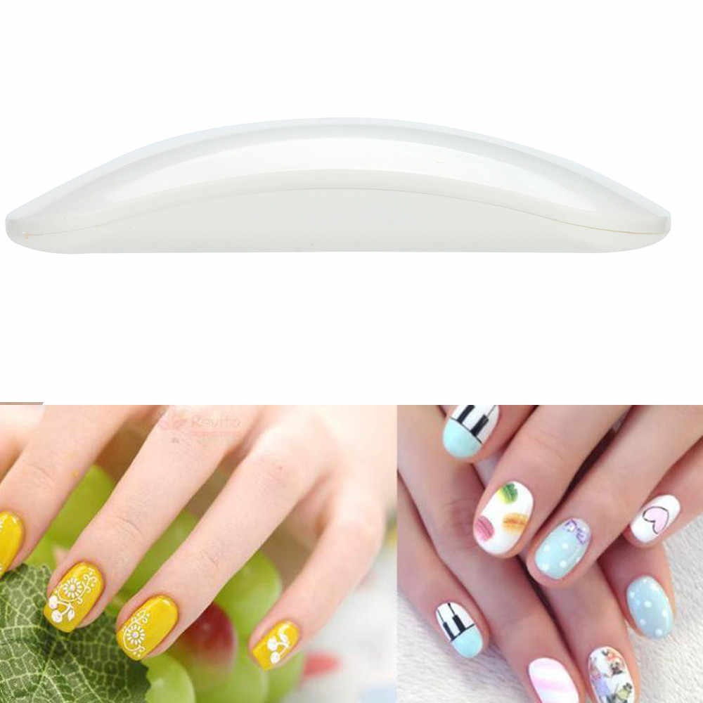 6W Weiß Nagel Trockner Maschine UV LED Lampe Tragbare Micro USB Kabel Heimgebrauch Nagel UV Gel Lack 3 LEDS Lampe Nail art Trockner Werkzeuge