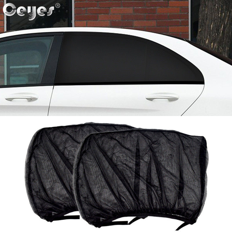 Ceyes Car Window Cover Sunshade Curtain UV Protection Shield Sunshade Shield Window Protector Auto Styling Universal Accessories