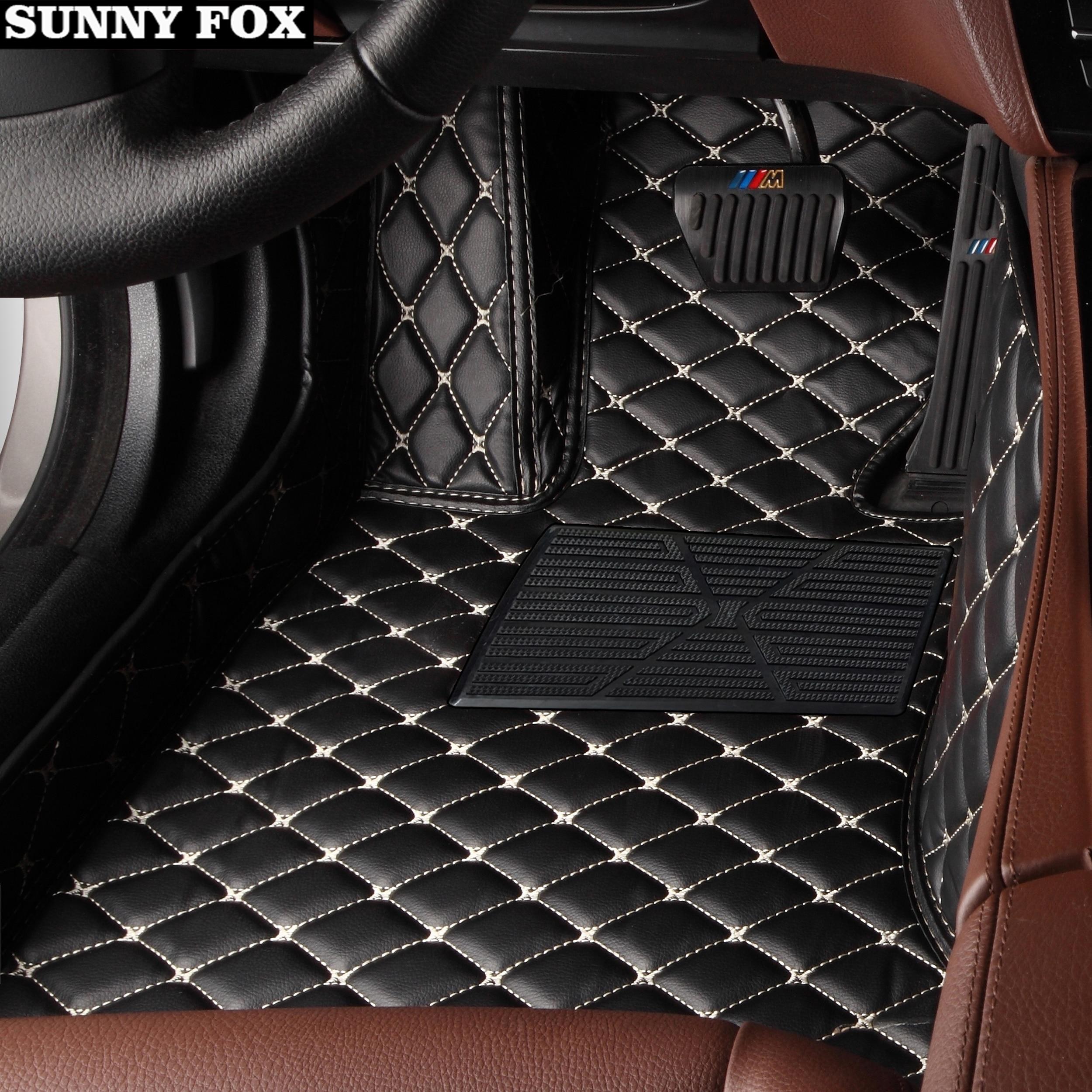 Alta quanlity tapetes do assoalho do carro para chevrolet sail 5d estilo do carro anti-deslizamento forros tapetes do tapete (2011-presente
