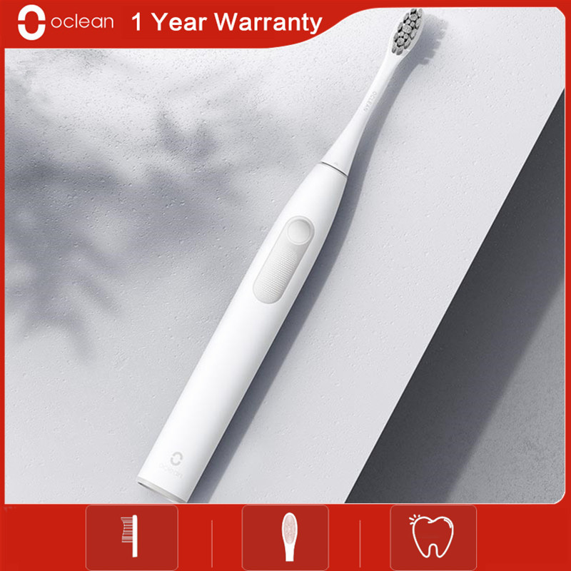 NEW Release Global Version Oclean Z1 Sonic Electric Toothbrush For Adult IPX7Waterproof Ultrasonic Automatic Fast Charging Brush