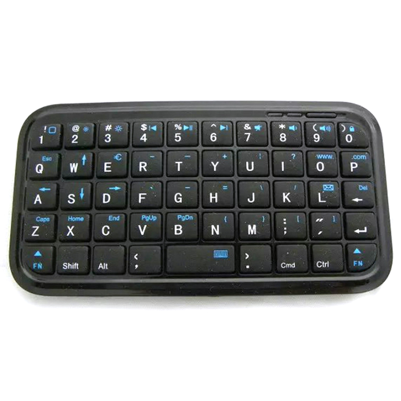 Pocket Mini Bluetooth Keyboard For Iphone 4/4S/5/Ipad 2 3 4 Air Android System/Samsung/Sony Ps4