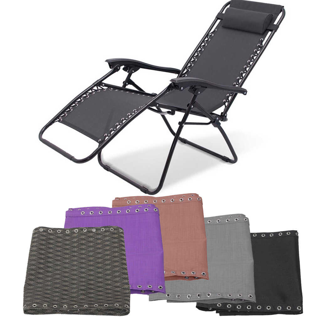 universal replacement fabric cloth for zero gravity chair patio lounge couch recliners all standard sling chairs