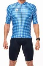 Wyn Республика мужской костюм для велоспорта с коротким рукавом