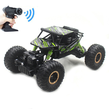 Rock Crawler 1:18 Electric RC Car Remote Control Toy Car Machine On The Radio Control Toys For Children Boys Outdoor Toy 5512