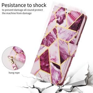 Image 4 - Coque portefeuille à rabat en cuir, étui de téléphone à carte magnétique pour Samsung Galaxy S20 S21 FE S10 E S9 S8 Note 20 10 9 Ultra Plus A91 S10lite