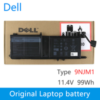 Original New Replacement Laptop Battery For DELL Alienware 15 R3 17 R4 MG2YH HF250 0546FF 44T2R 9NJM1 11.4V 99Wh