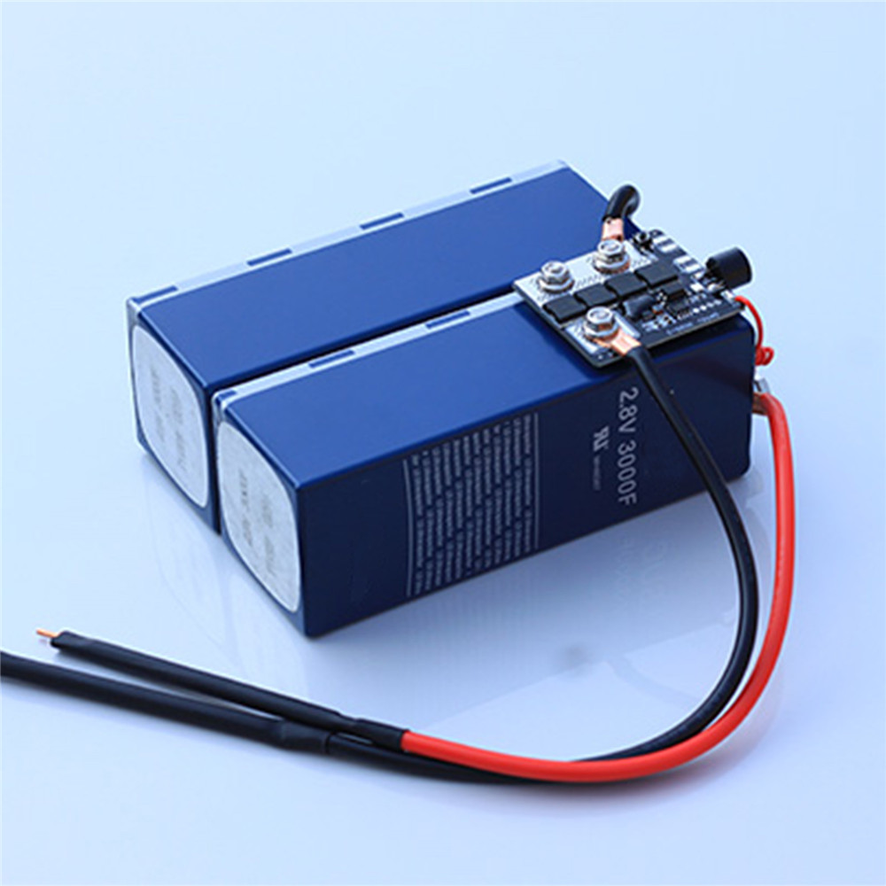 Portable 18650 Battery Box Assembly Welding Equipment Spot Welders For Farad Capacitor Small Battery Spot Welding Machine
