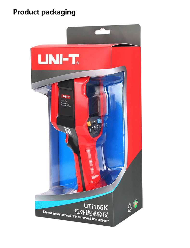 Mini Infrared Thermal Imaging Camera With Type-C USB Interface for Lithium Battery Charging 19