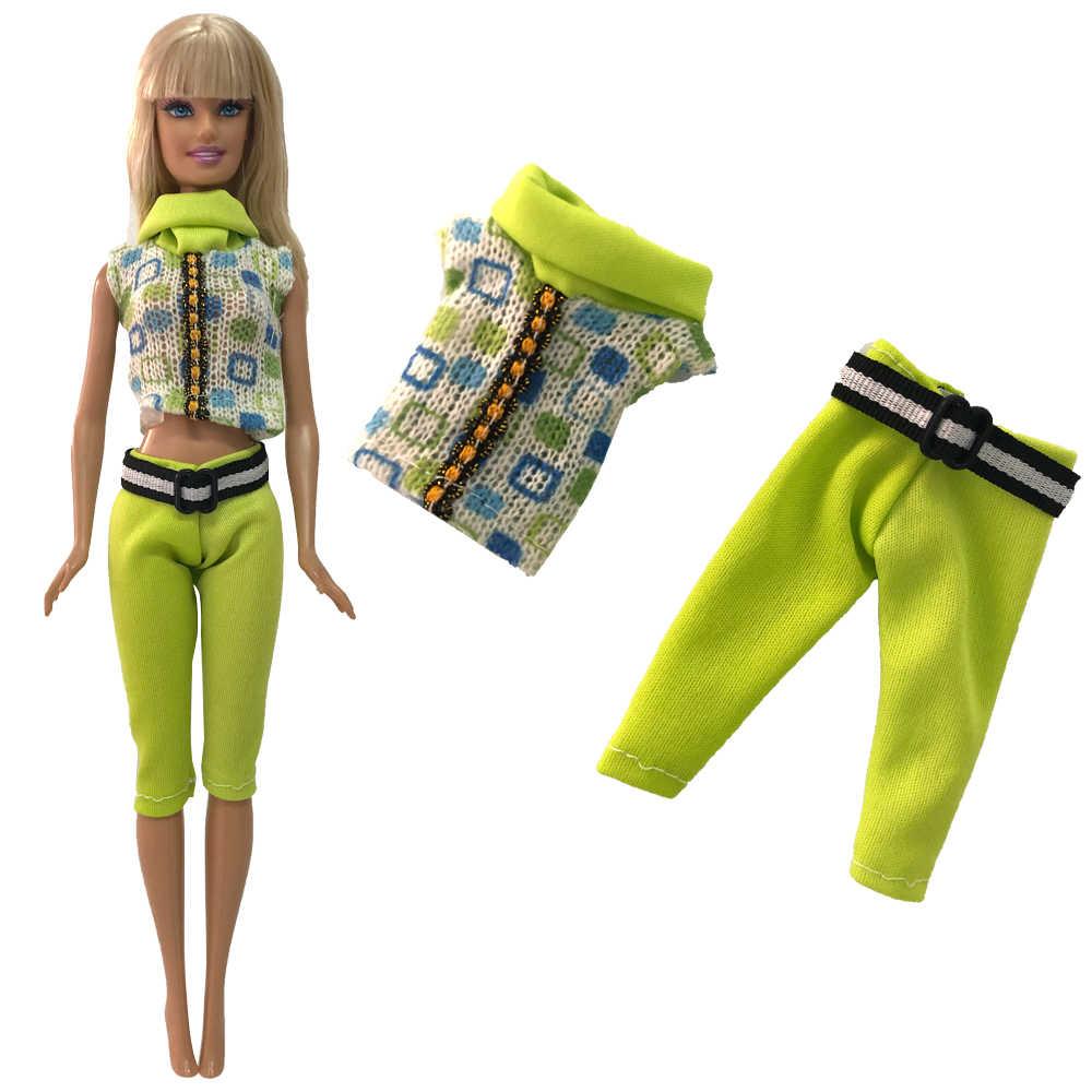 Nk mais novo vestido de boneca artesanal saia roupas de festa moda design roupa para barbie boneca acessórios criança para meninas presente 279g 12x