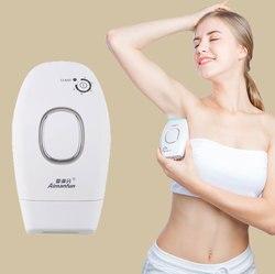 100000 вспышка IPL лазерная эпиляция инструмент Перезаряжаемый USB безболезненный постоянный Электрический эпилятор машина для удаления волос