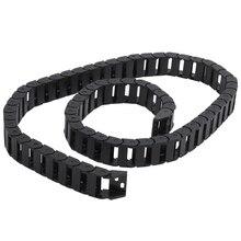 Новинка-10x20 мм 1 м открытая с обеих сторон пластиковая буксировочная кабельная Тяговая цепь
