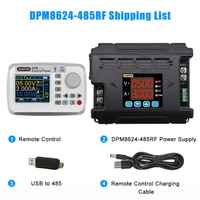 DPM8624 Digital Remote Constant Current Buck Communication Power Supply DC-DC Step-down Voltage 60V 24A