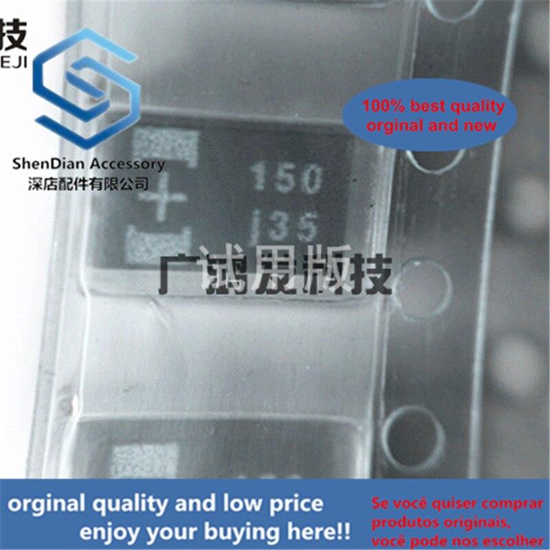 10pcs 100% Orginal New 6TPB150M SMD SMD Polymer Tantalum Capacitor 6.3V150UF D Type 7343 2917