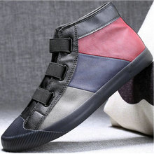Fashion Male Sneakers Casual leather Shoes Brand Footwear Ne