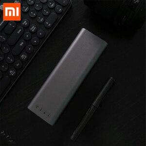 Image 3 - חדש Xiaomi Mijia Miiiw קלמר משרד תלמיד עיפרון מקרי ציוד לבית ספר עט תיבת אלומיניום סגסוגת ABS + PC עבור אפל עיפרון 2
