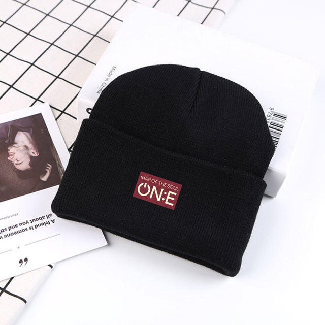 MAP OF THE SOUL ON:E BEANIE