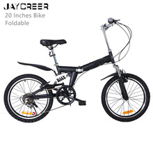 Jaycreer Opvouwbare 20 Inch Fiets Custom Manufacturing Logo